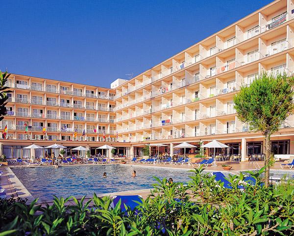 Mallorca, Hotel Roc Leo, piscina exterioara.jpg