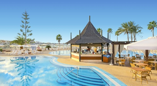 Tenerife, Hotel Iberostar Anthelia, piscina, pool-bar.jpg