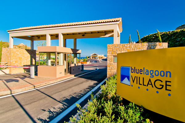 Kos, Hotel Blue Lagoon Village, intrare.jpg