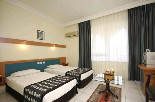 Hotel Aska Kleopatra Beste camera.JPG