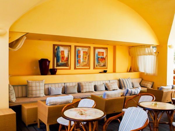 Santorini, Hotel Levante Beach, lobby.jpg