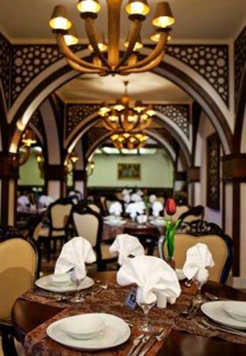 Hotel Saphir restaurant.JPG