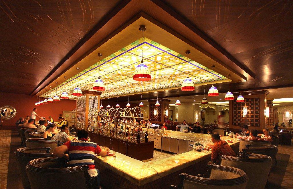 Hotel Royal Alhambra Palace bar