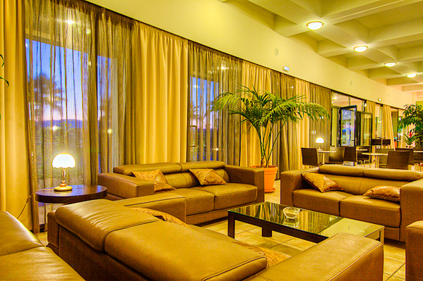 Slolimar aquamarine, Chania, interior, lobby.jpg