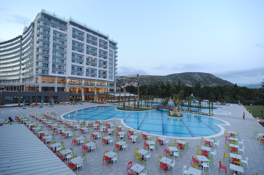 Hotel Seven Seas Sealight Elite