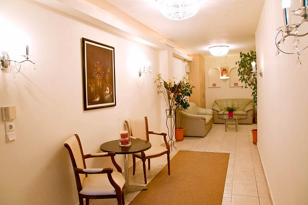 Paralia Katerini, Hotel Yakinthos, interior, lounge.jpg