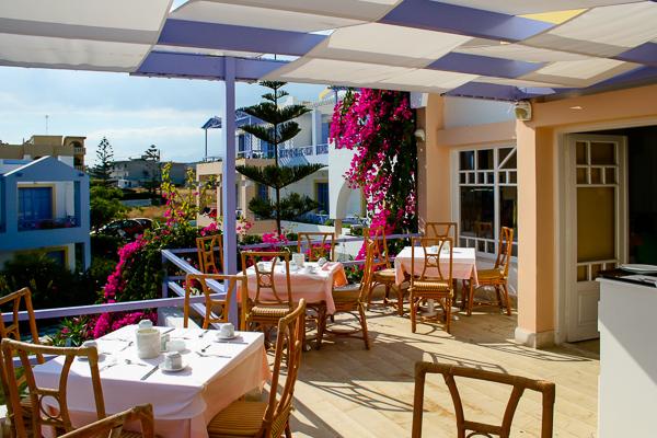 Hotel Mitsis Serita, tobogane, restaurant exterior.jpg
