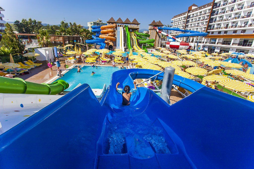 Hotel Eftalia Splash Resort