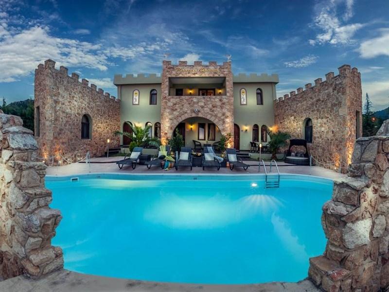 Hotel Abbacy Katianas Castelletti Suites