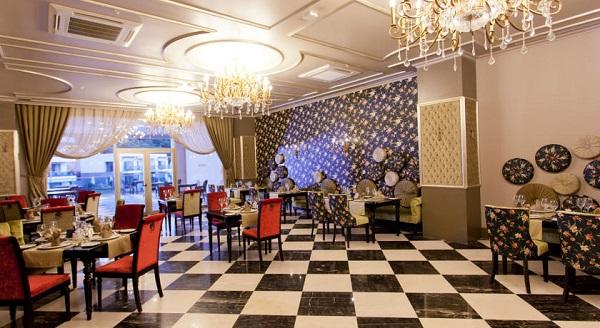 Bodrum, Thor Hotel Spa & Villas, interior, restaurant.jpg