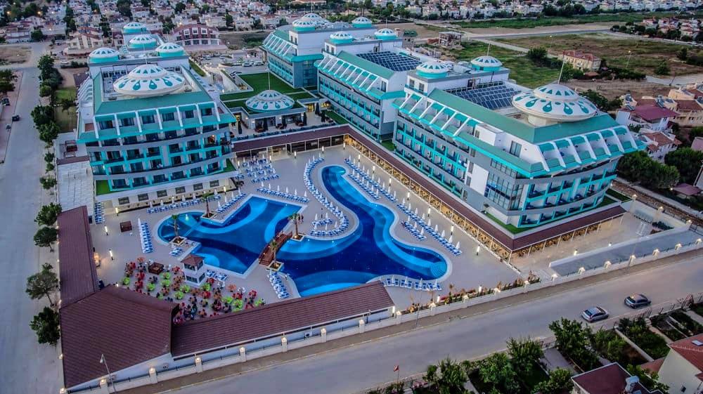 Belek, Sensitive Premium Resort & Spa, hotel imagine de ansamblu.jpg