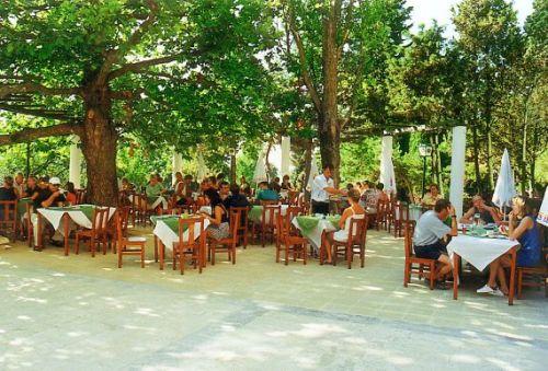 Hotel Kaliakra Palace restaurant.JPG