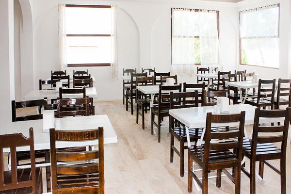 Bodrum, Hotel Akvaryum Beach Peda, interior, restaurant.jpg