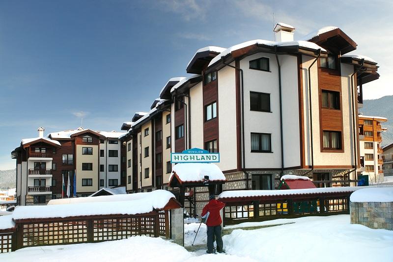 Apart Hotel Highland Winslow