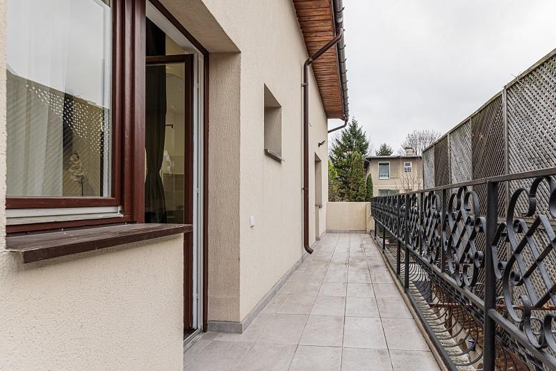 Deluxe cu balcon