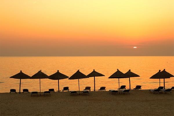 Thassos, Hotel Kamari Beach, exterior, plaja.jpg
