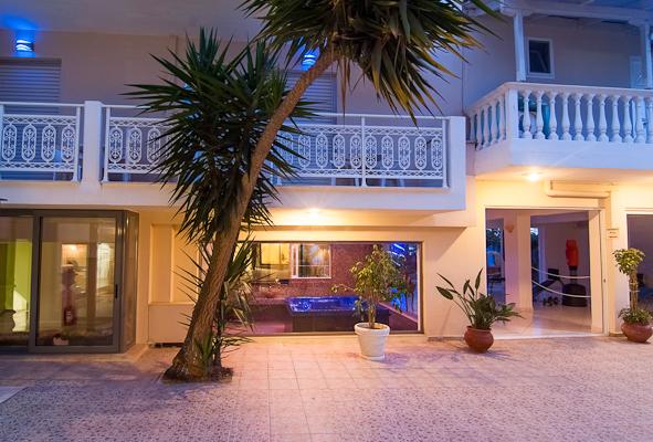 Zakynthos, Hotel Esperia, intrare.jpg
