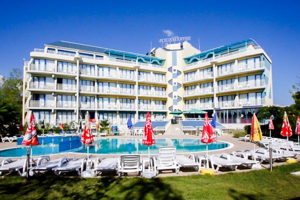 Sunny Beach, Hotel Aquamarine.jpg