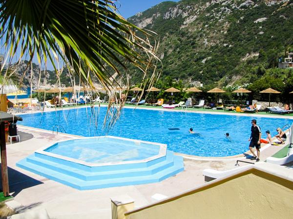 Corfu, Rosa Bella Corfu Suites Hotel & Spa, piscina exterioara.jpg