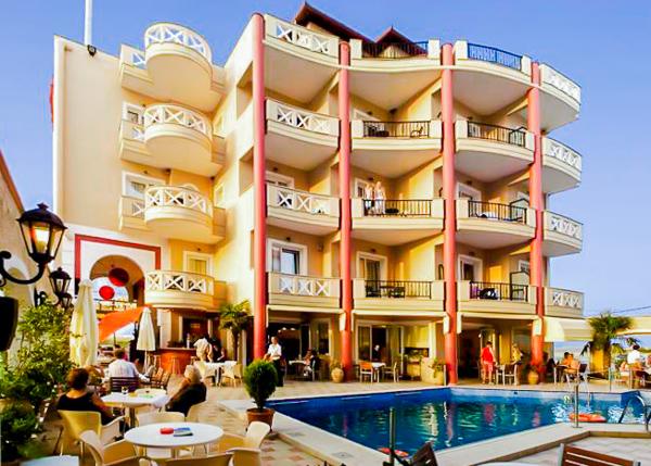 Nei Pori, Hotel Evilion, exterior.jpg
