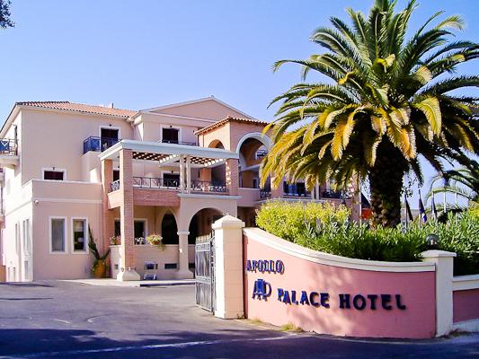 Corfu, Hotel Apollo Palace, intrare.jpg