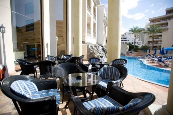 Tenerife, Bahia Princess, piscina, bar la piscina.jpg