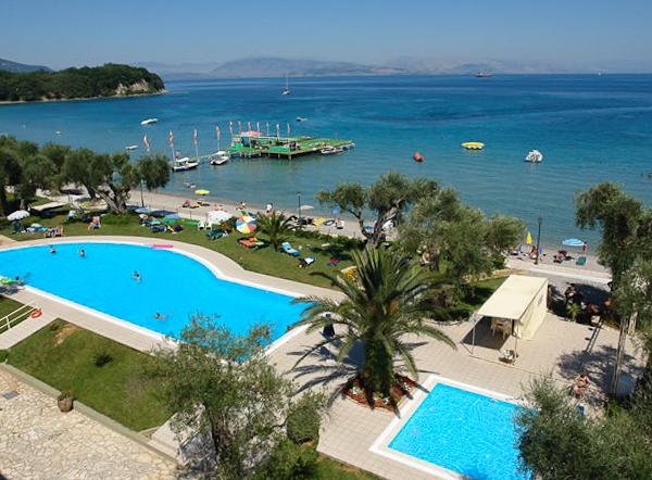 Corfu, Hotel Elea Beach, piscine.jpg