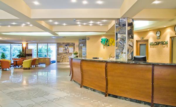 Hotel Vita Park, Albena, receptie, lobby.jpg