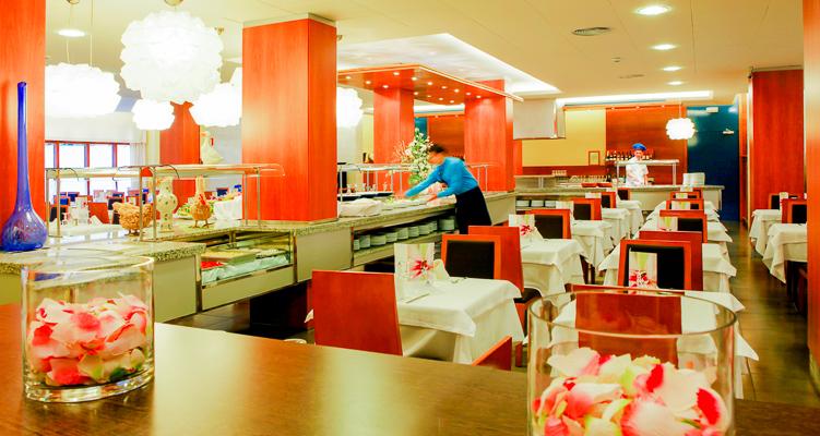 Costa Brava, Aqua Hotel Bertran, restaurant.jpg