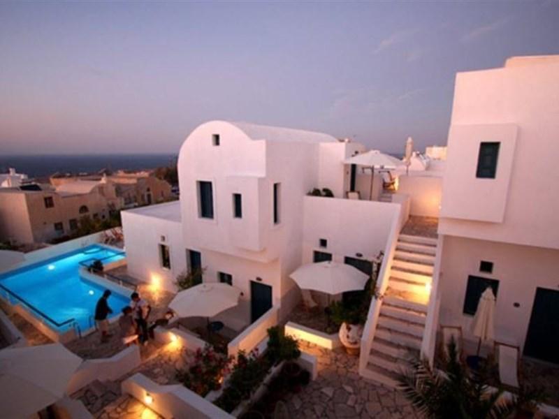 Hotel Oias Sunset