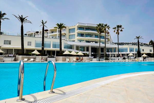 Bodrum, Hotel Baia Bodrum, piscina exterioara.jpg