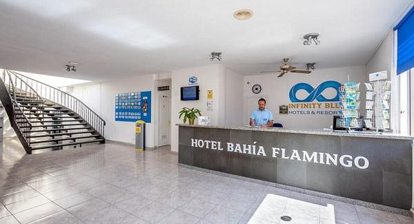 Bahia Flamingo, interior, receptie.jpg