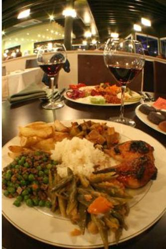 Hotel Parkim Ayaz restaurant.JPG