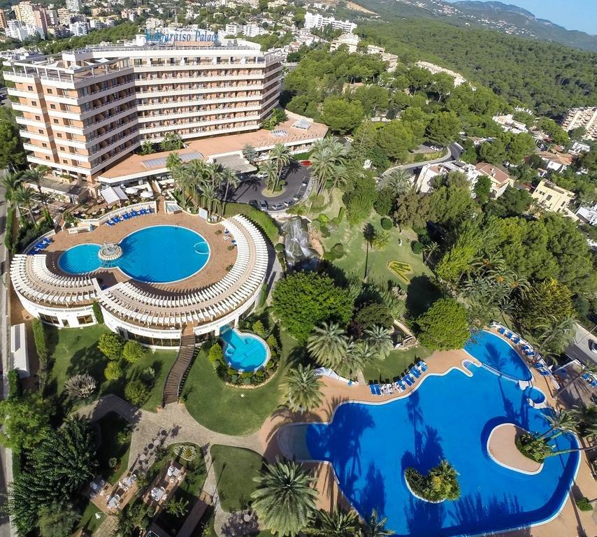 Hotel GPRO Valparaiso Palace and Spa
