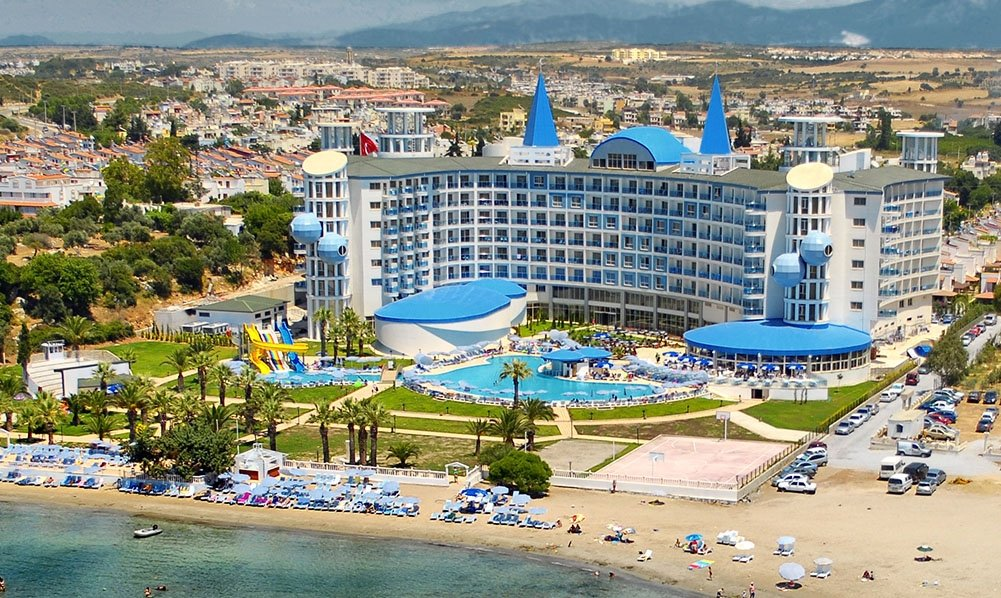 Hotel Buyuk Anadolu Didim