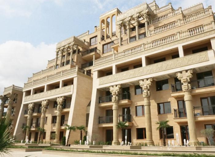Hotel Argisht Palace