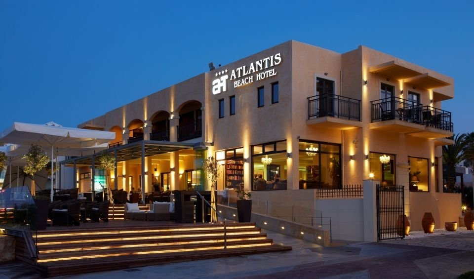 Hotel Atlantis Beach