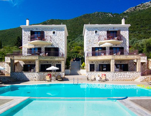 Anastasia Village, Lefkada, exterior, piscina, vile.jpg