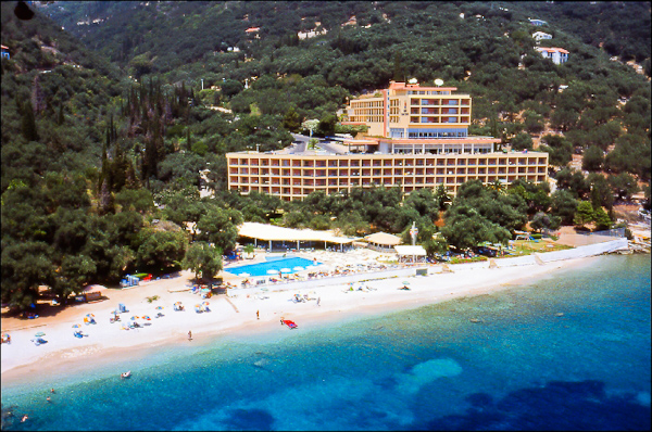 Corfu, Hotel Nissaki Beach, plaja.jpg