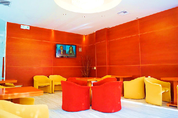 Zakynthos, Hotel Palatino, interior, tv lounge.jpg