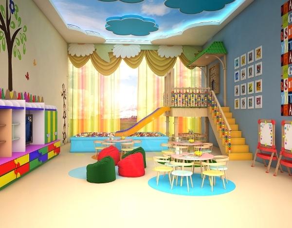 Alanya, Hotel The Lumos Deluxe Resort, loc de joaca copii.jpg
