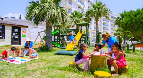 Didim, Hotel Garden of Sun, exterior, activitati pentru copii, loc de joaca.jpg