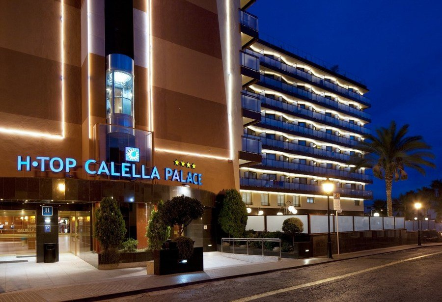 Hotel HTOP Calella Palace Family and Spa