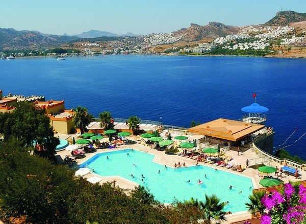Hotel Green Beach Resort