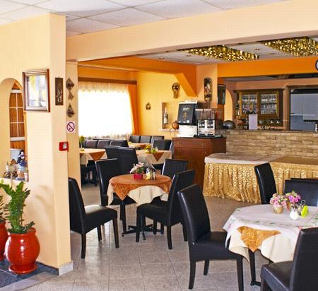 Hotel Evrostar restaurant.JPG