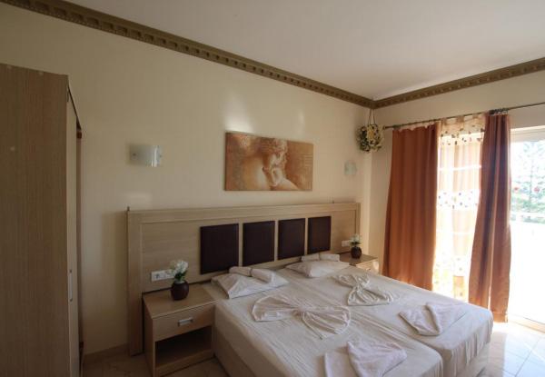 Rodos, Hotel Grecian Fantasia Resort, camera.jpg