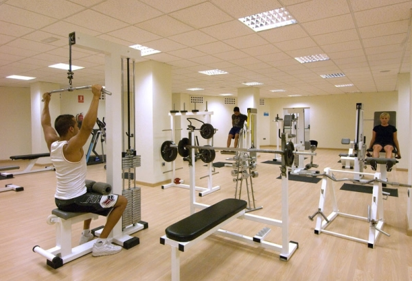 Tenerife, Hotel Gala, sala fitness.jpg