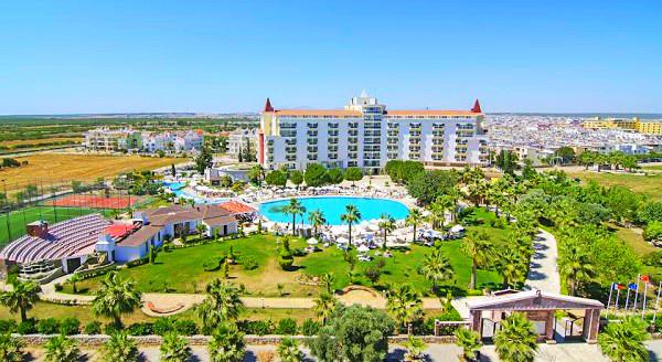 Hotel Garden of the Sun