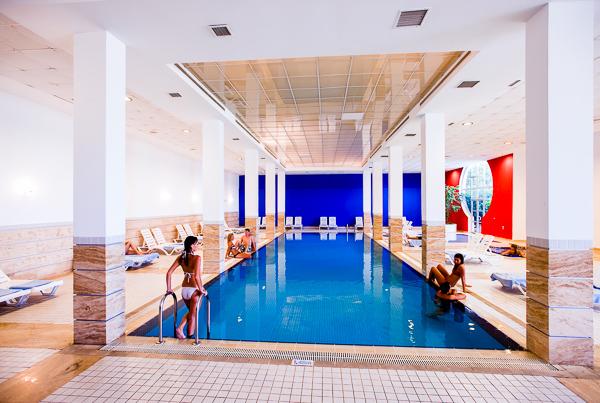 Bodrum, Hotel Kervansaray, piscina interioara.jpg
