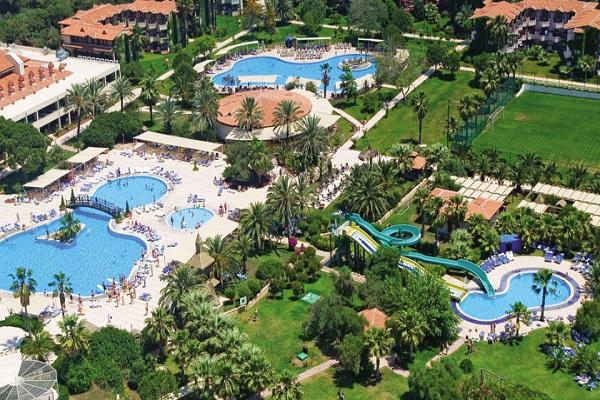 Belek, Hotel Bellis, exterior, piscine, tobogane.jpg